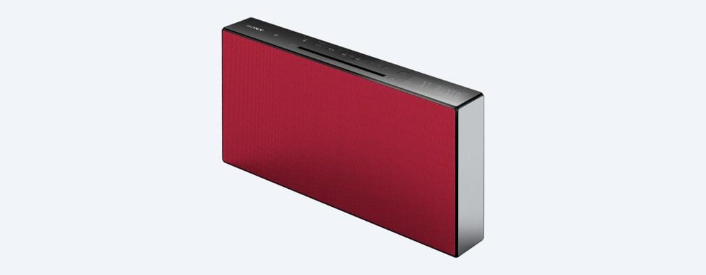 Bežični kućni Hi-Fi audio sistem | CMT-X3CD | Sony RS