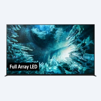 Slika – ZH8 | Full Array LED | 8K | Velik dinamički opseg (HDR) | Pametni televizor (Android TV)