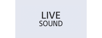 Logotip za LIVE SOUND