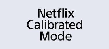 Režim Kalibrisano za Netflix