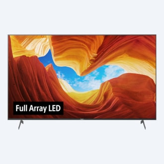 Slika – XH90 / XH92 | Full Array LED | 4K Ultra HD | Velik dinamički opseg (HDR) | Pametni televizor (Android TV)