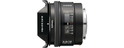 Slike – 16 mm F2,8 Fisheye