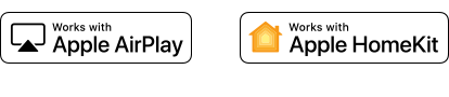 Apple AirPlay / Apple HomeKit logotip