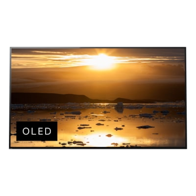 Slika – A1 4K HDR OLED TV uz Acoustic Surface™