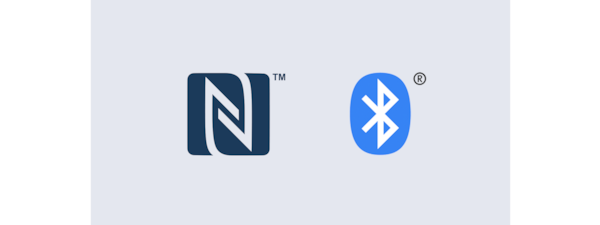 Logotipi za GTK-XB60 NFC i BLUETOOTH®