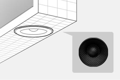 Standardni okrugli zvučnik