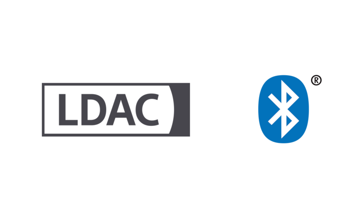 Logotip za LDAC Bluetooth