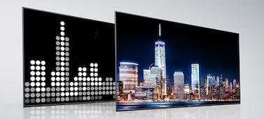 Full Array LED i X-tended Dynamic Range PRO