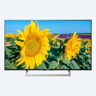 Slika – XF80 | LED | 4K Ultra HD | Veliki dinamički opseg (HDR) | Pametni TV (Android TV)