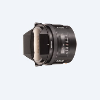 Slika – 16 mm F2,8 Fisheye