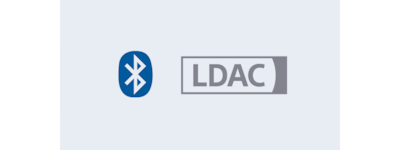 Logotip za Bluetooth sa LDAC-om