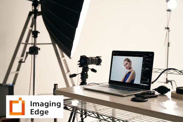 Imaging Edge™ Remote, Viewer i Edit