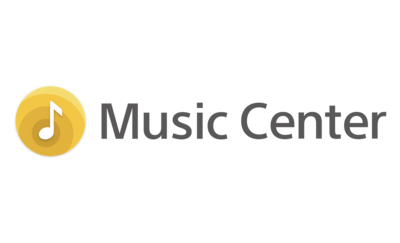 Logotip za Sony Music Center