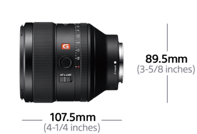 Slika – FE 85 mm F1,4 GM