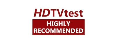 Logotip HDTVtest nagrade