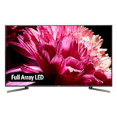 Slika – XG95 | Full Array LED | 4K Ultra HD | velik dinamički opseg (HDR) | pametni televizor (Android TV)