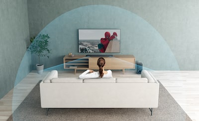 Televizor i ZF9 Sound Bar