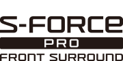 S-Force PRO Front Surround logotip